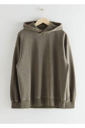 & OTHER STORIES Oversized Hooded Sweatshirt