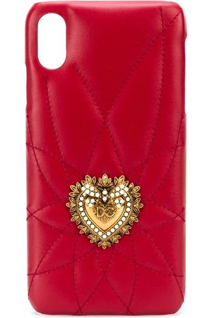 Dolce & Gabbana DG Amore iPhone XS case