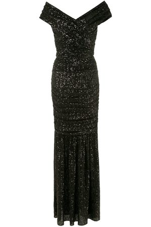 Dolce & Gabbana Long sequined dress
