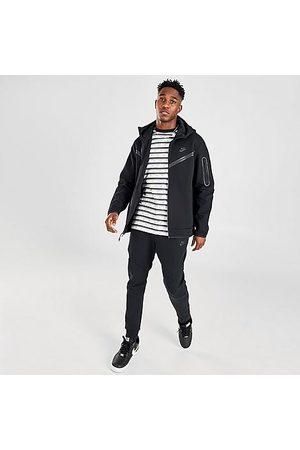 Nike Men's Sportswear Tech Fleece Taped Full-Zip Hoodie Size Medium Cotton/Polyester/Fleece