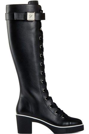 Giuseppe Zanotti Nidir 70mm knee-high boots