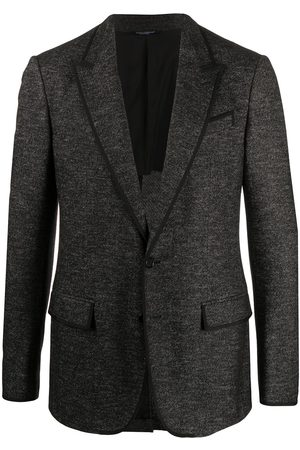 Dolce & Gabbana Piped trim blazer