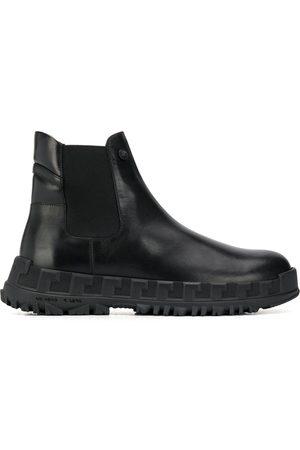 VERSACE Men Boots - Greca Rhegis boots