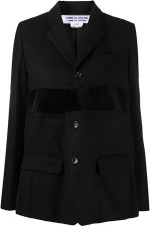Comme des Garçons Cut out deconstructed jacket