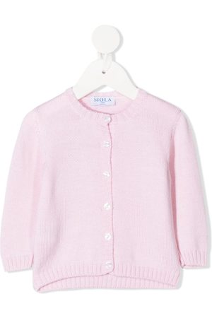 SIOLA Button-up merino cardigan
