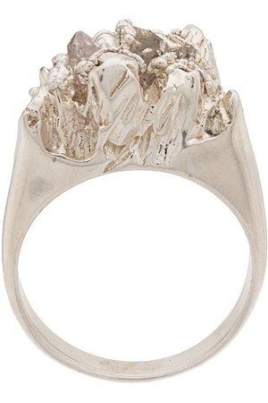 NIZA HUANG Women Rings - Under Earth cocktail ring