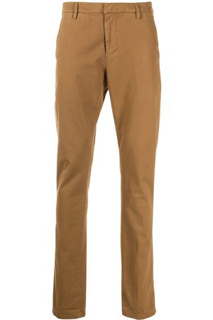 Dondup Slim fit chinos - Neutrals