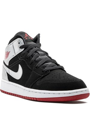 Nike TEEN Air Jordan 1 mid-top sneakers