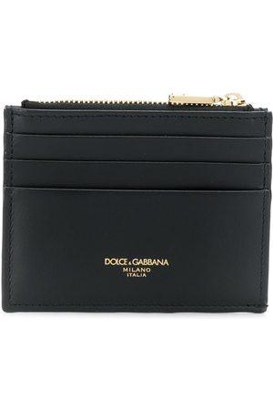 Dolce & Gabbana Logo-print cardholder