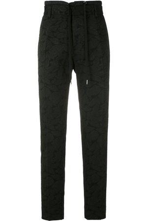 Dolce & Gabbana Jacquard slim-fit trousers