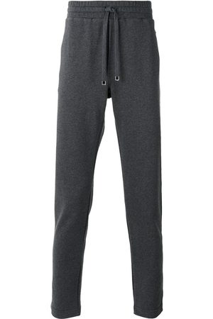 Dolce & Gabbana Drawstring track pants - Grey
