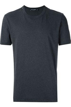 Dolce & Gabbana Crew neck T-shirt - Grey
