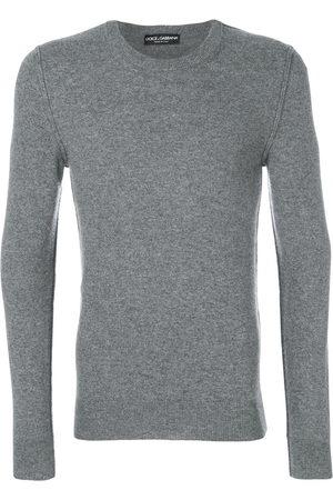 Dolce & Gabbana Round neck sweater - Grey