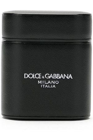Dolce & Gabbana Logo ear pods case