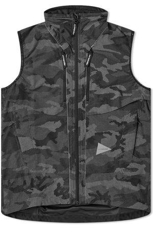 and wander Reflective Raschel Ripstop Vest