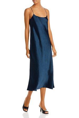 Vince Women Casual Dresses - Satin Slip Dress