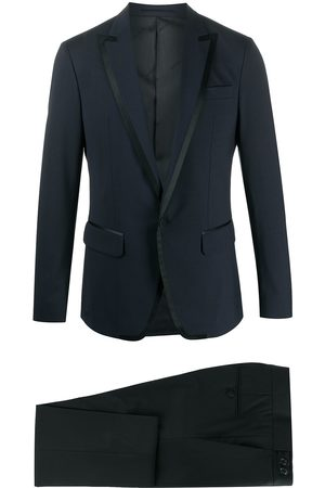 Dsquared2 Ribbon trim dinner suit