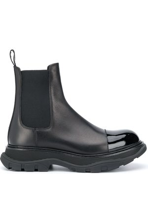 Alexander McQueen Chunky Chelsea boots