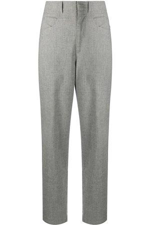Isabel Marant Iouna tailored trousers - Grey