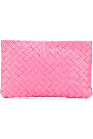 Bottega Veneta Men Bags - Intrecciato weave clutch