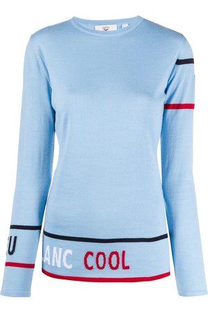 Rossignol Cool graphic intarsia jumper