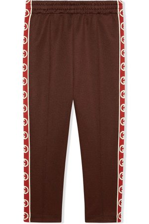 Gucci Interlocking G track pants