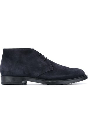 Tod's Short ankle suede desert boots