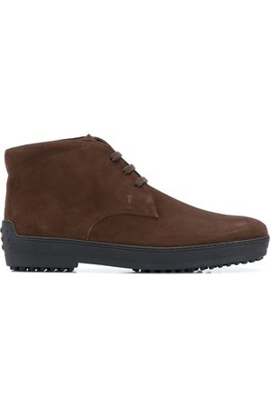 Tod's Men Ankle Boots - Lace-up ankle boots