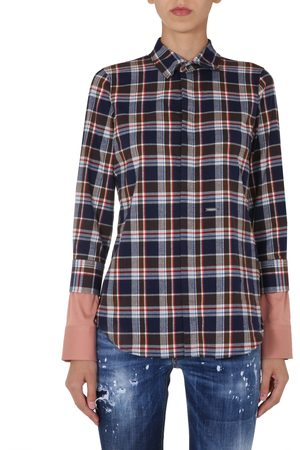 Dsquared2 Flannel shirt