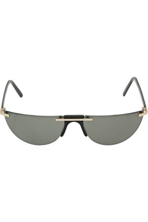 ANDY WOLF Shane Cat-eye Acetate Sunglasses