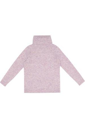 MORLEY Cozy alpaca and wool-blend sweater