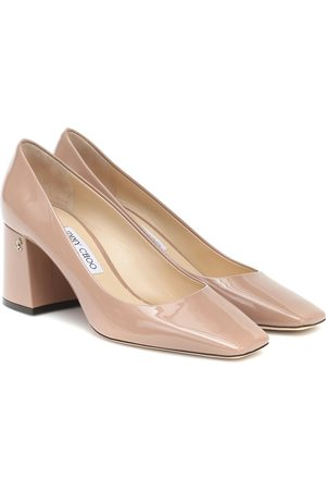 Jimmy Choo Dianne 65 leather pumps