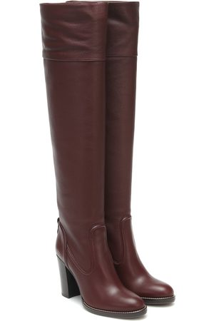 Chloé Emma leather boots