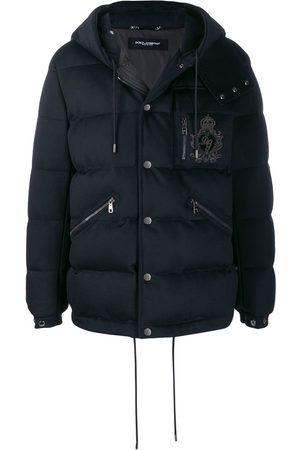 Dolce & Gabbana Sequin embellished padded coat