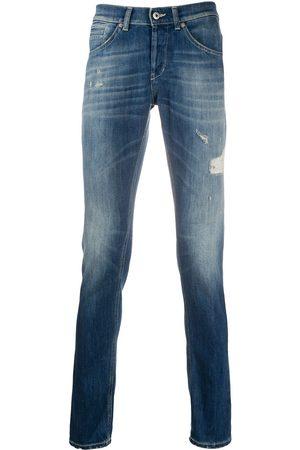 Dondup Men Skinny - Skinny fit stonewashed jeans