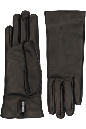 Max Mara Spalato Short Leather Gloves