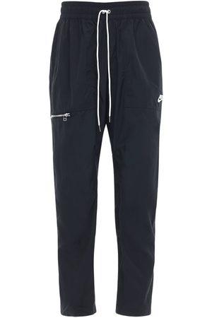 Nike Woven Nylon Track Pants