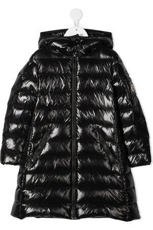 Moncler Moka hooded padded coat