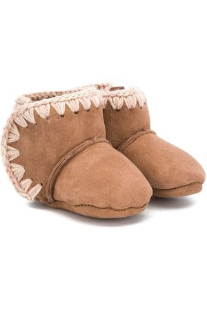Mou Kids Rain Boots - Shearling snow boots