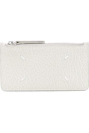 Maison Margiela Women Purses - Long zipped cardholder - Neutrals