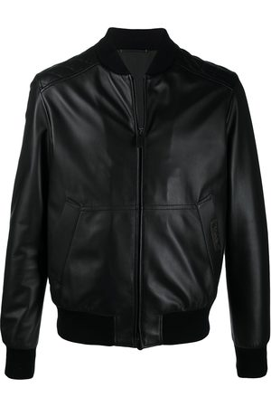 Ermenegildo Zegna Lamb skin leather jacket