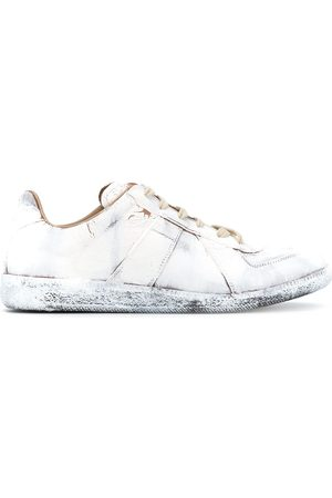 Maison Margiela Painted-effect Replica sneakers