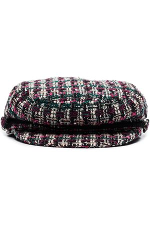 Le Mont St Michel New Abby tweed baker boy cap
