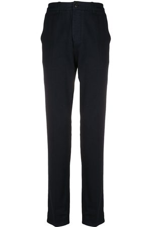 AMI Paris Mid-rise chino trousers