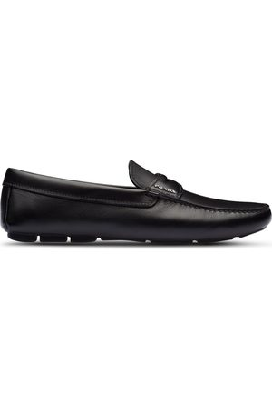 Prada Leather driving shoes