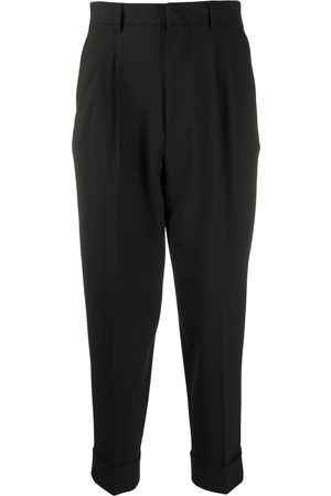 Ami Women Formal Pants - Cropped tailored trousers