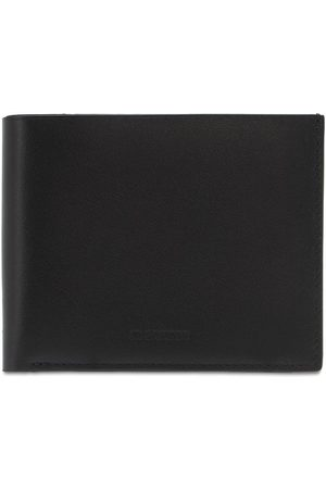 Jil Sander Leather Zip Pocket Wallet