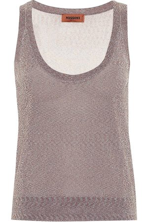 Missoni Knit tank top