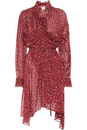 Isabel Marant Pamela cotton voile minidress