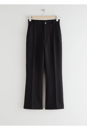 & OTHER STORIES Tailored Press Crease Trousers